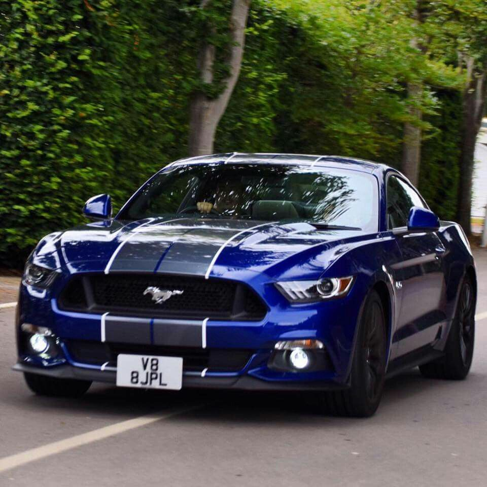Muscle Cars Mustang, Mustang