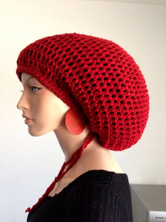 Projetos De Crochê · Crochet Rasta Tam. Unisex Dreadlocks Hat. Mega by  Africancrab 67c6e6efb97