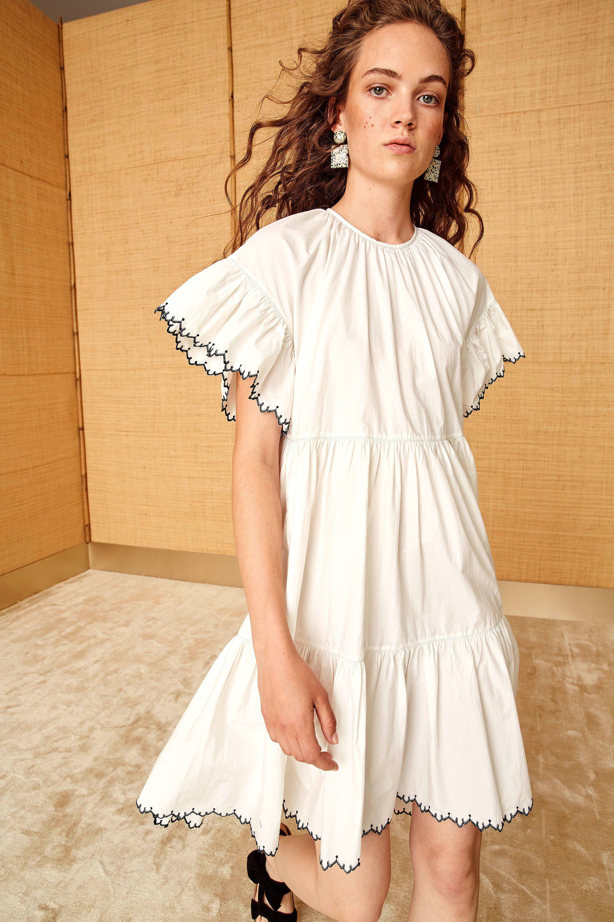 Ulla johnson resort fashion show ulla johnson resorts and