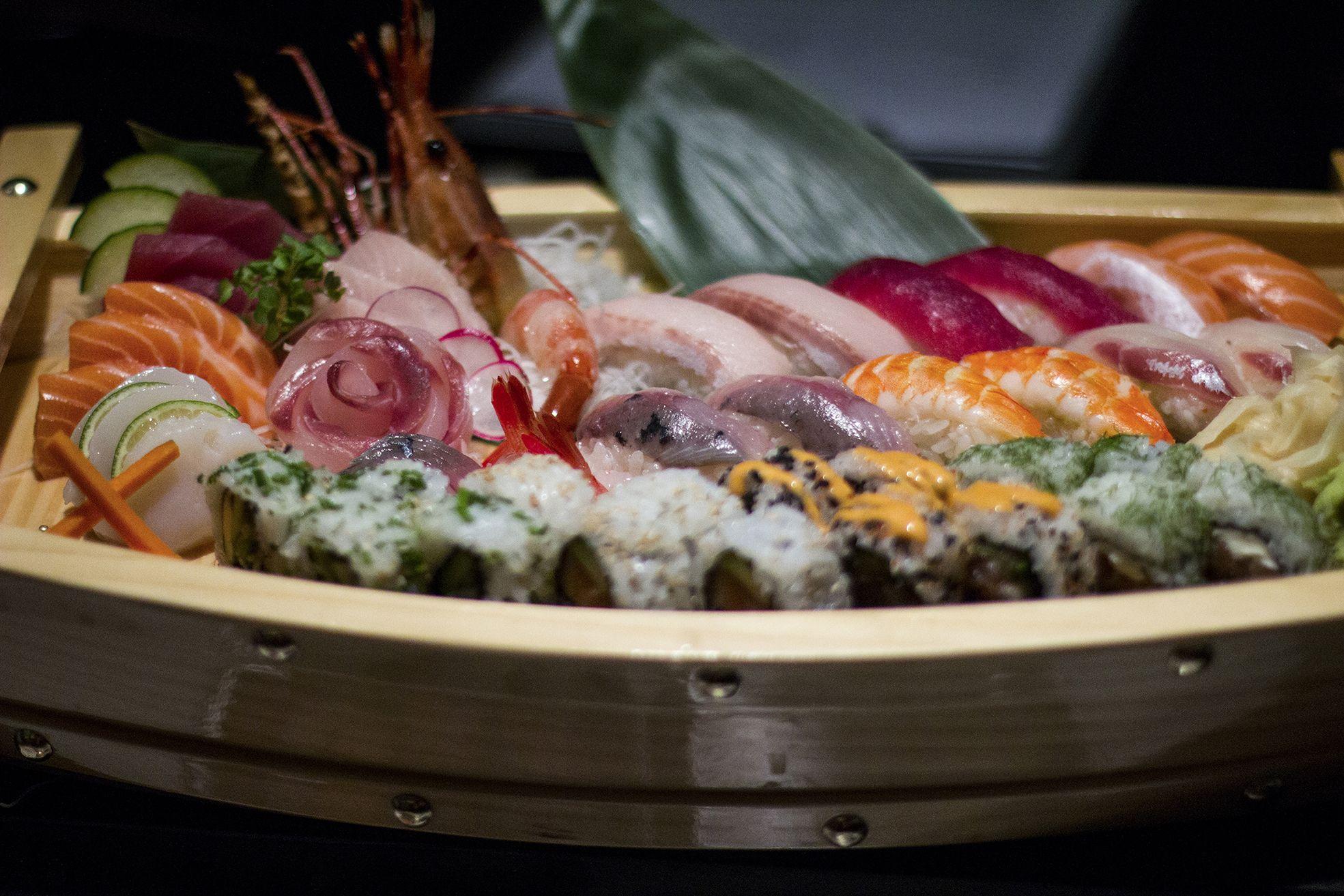#guernsey #local #fish #sushi #boat