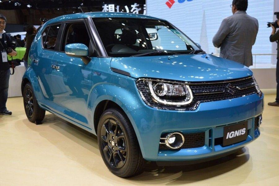 Keen To See Ignis In Australia Says Gm Of Suzuki Au Tokyo Motor