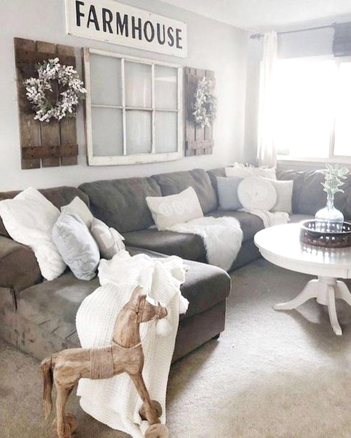 Photo of ✔70 Favourite Farmhouse Living Room Decor Ideas #FarmhouseLivingRoomDecorIdeas #LivingRoomDecor