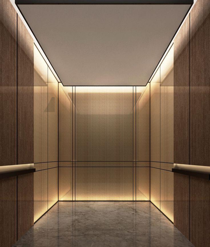 10 Best 电梯厅 Images On Pinterest Elevator Lobby Design