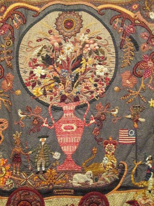 Barbara Brackman's MATERIAL CULTURE: Jean Mitchell Quilts Spencer Museum