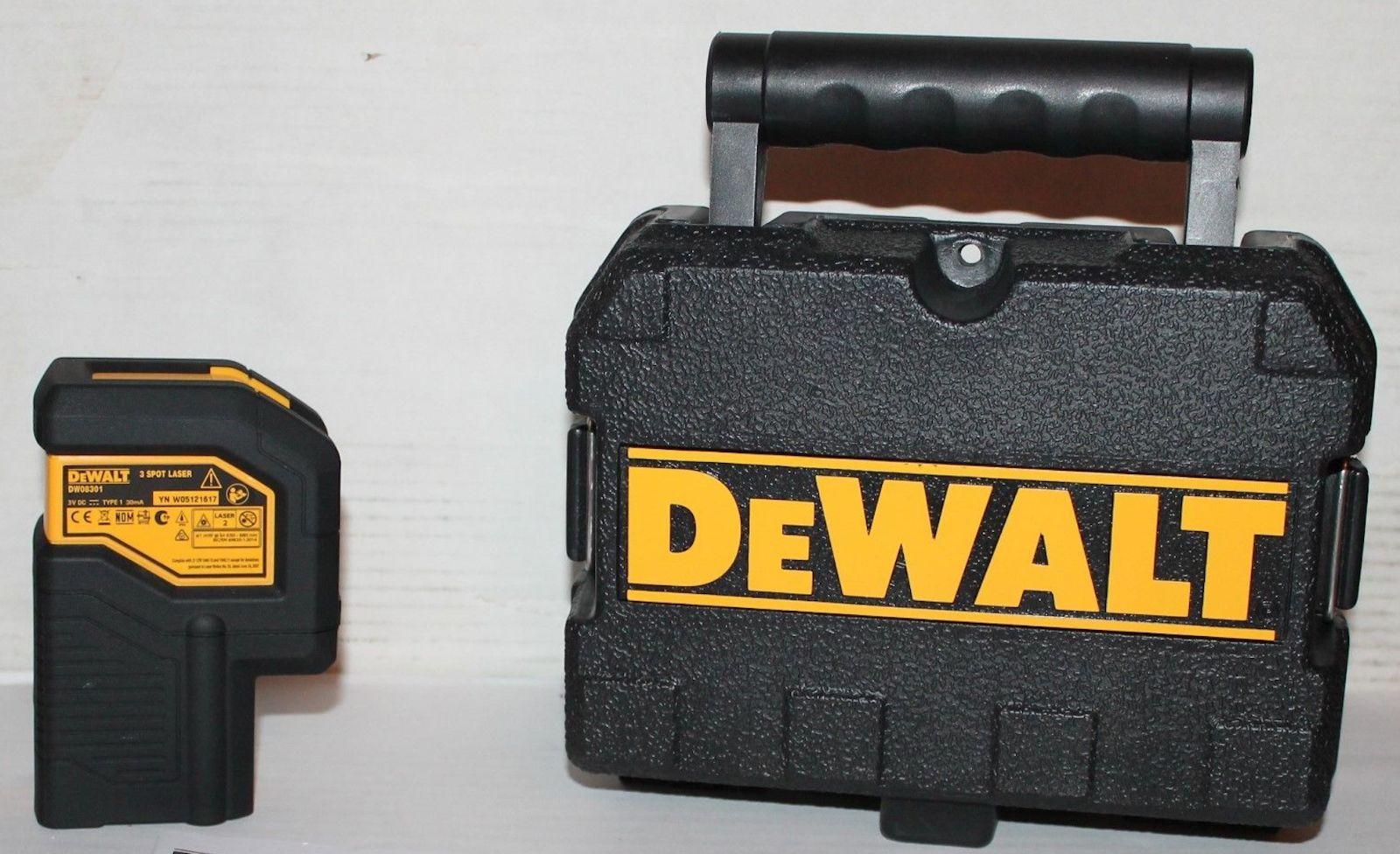 Laser Measuring Tools 126396 Dewalt Dw08301 100 Feet Self Leveling 3 Beam Laser Pointer Buy It Now Only 79 99 On Ebay Las Dewalt Laser Pointer Pointers