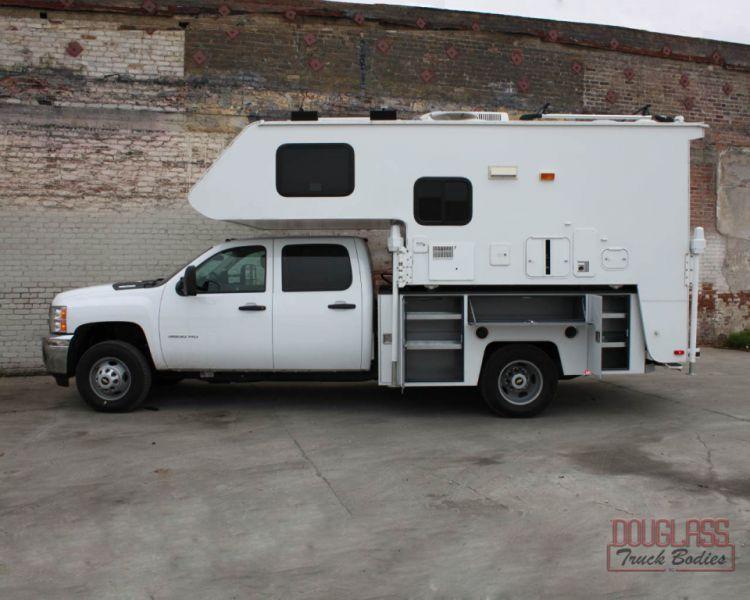 Truck | Douglass Truck Bodies | Camper truck bodies | Truck