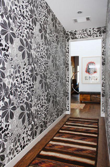 Sam & Anne's Cozy Modern Blend House Tour