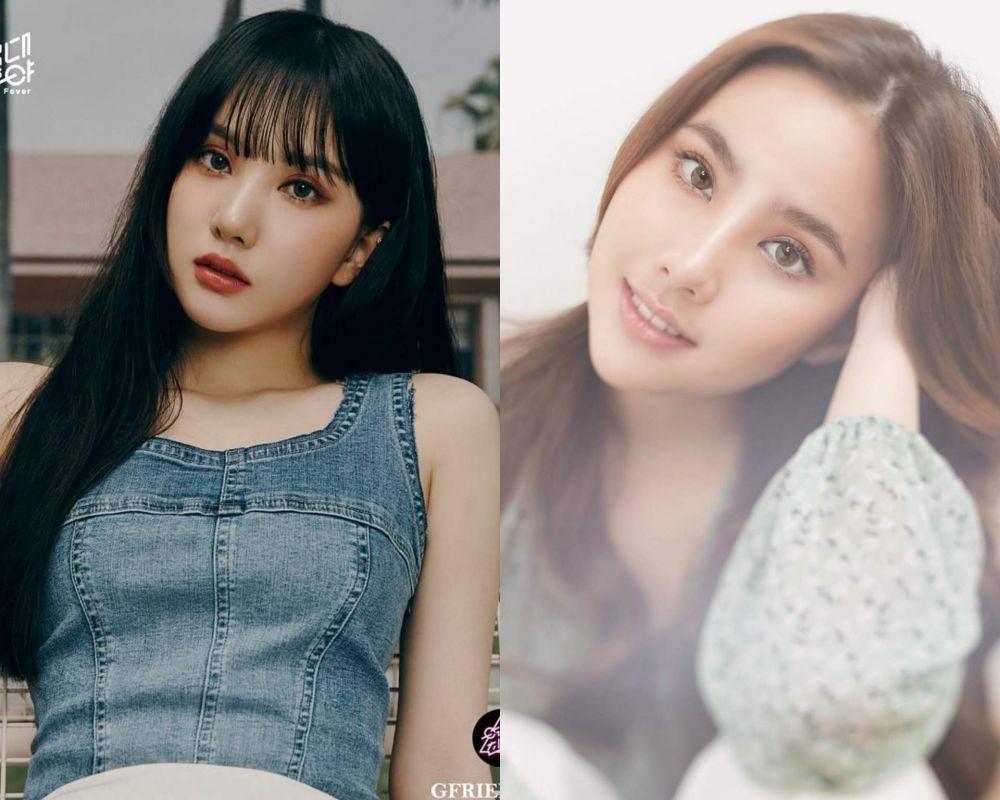 Mirip 11 Idol Kpop Ini Sering Dibilang Punya Kembaran Di Indonesia Idol My Girl Kpop
