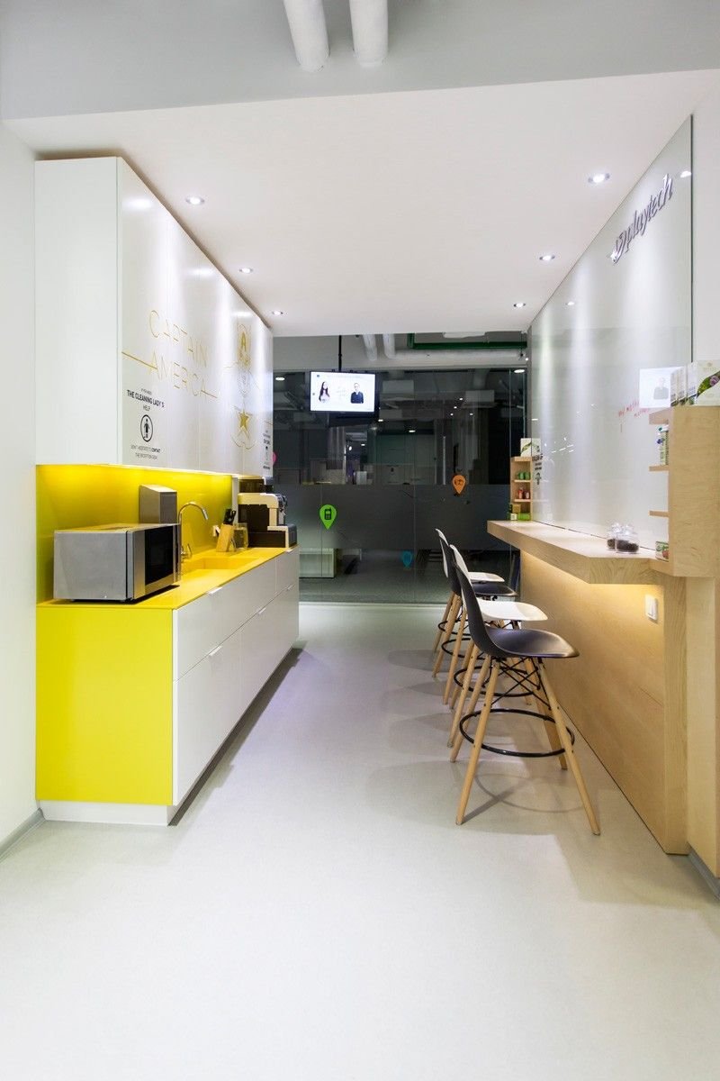 Soesthetic group have designed the ukrainian offices for - Small office interior design pictures ...
