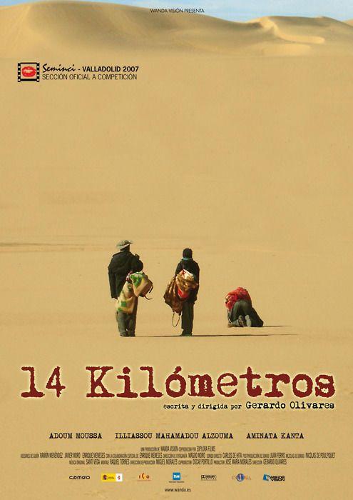 Narra La Travesía De Tres Inmigrantes Del áfrica Negra 2 Hombres Y Una Mujer Por Mali Níger Argelia Y Marruecos Para Lle Carteleras De Cine Peliculas Cine