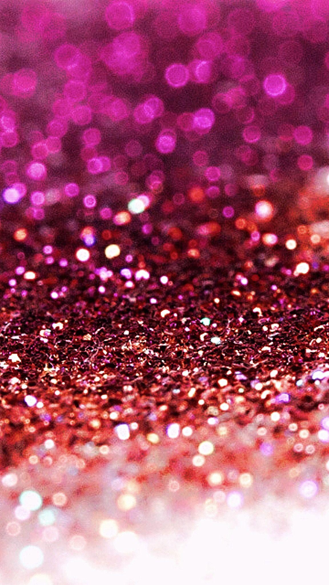 Colorful Glitter Sparkles