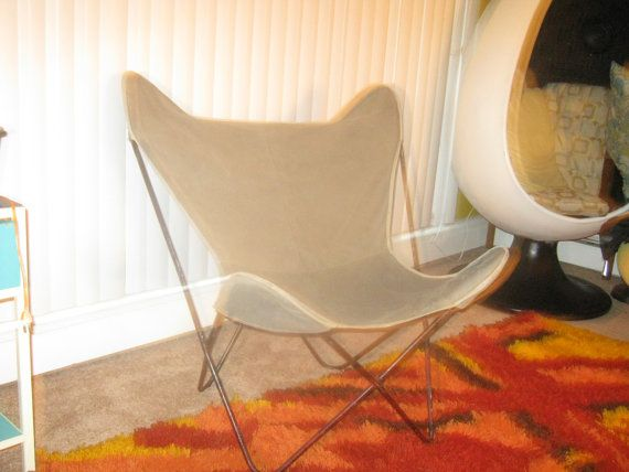 Knoll/Style Butterfly Chair | Butterfly chair, Chair ...