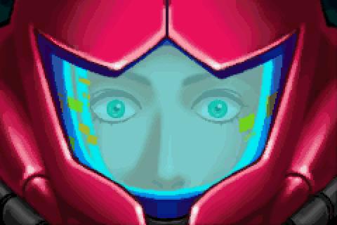 Image Result For Metroid Fusion Samus Eyes Metroid Samus Samus Aran