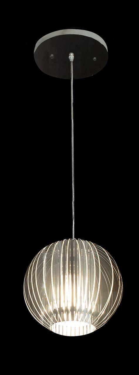 Trend Phoenix 1 Light Pendant - Trend TP6300-1