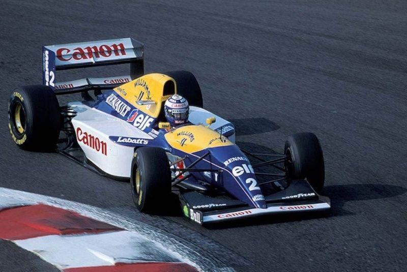 1993 Williams FW15C - Renault (Alain Prost)