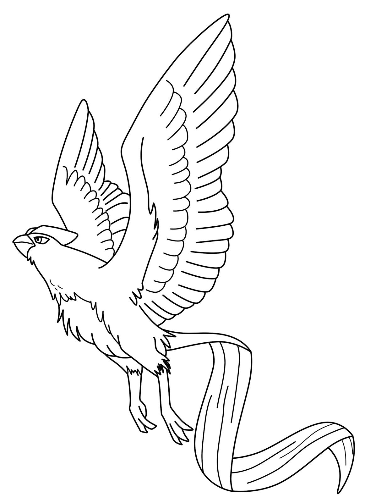 Pokemon Articuno Coloring Pages Printable Pokemon Coloring Pages Pokemon Coloring Articuno Pokemon