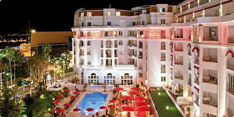 Grohe Hotel Majestic Barriere France Frankreich Monaco Cap Martin