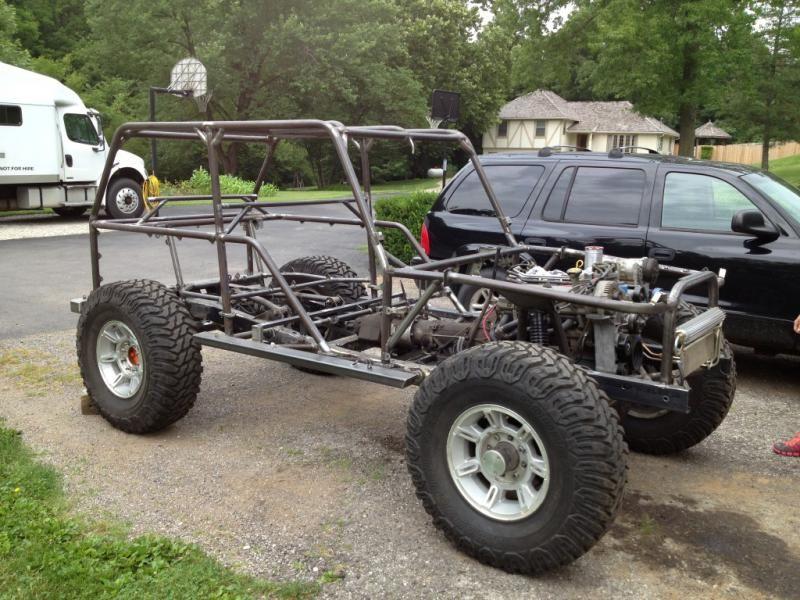 Bronco Buggy Dune Buggy Go Kart Buggy Bronco