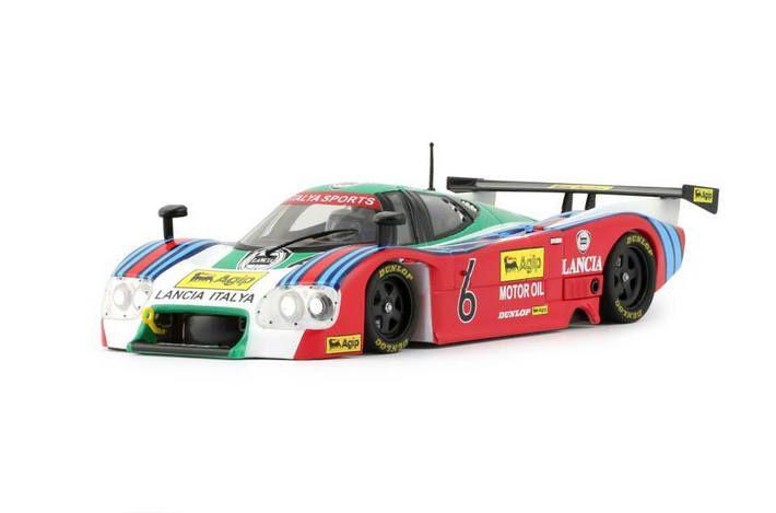 Slot.it - Lancia LC2 Agip - Martini (CA08E) - Slot.it - Lancia LC2 Agip - Martini (CA08E) #slotcar #autorennbahn
