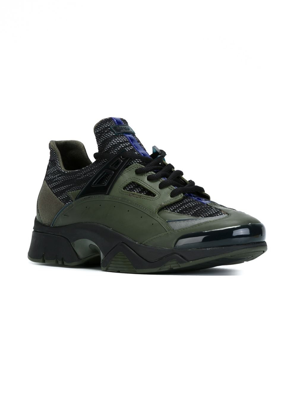 8433a722 Kenzo 'sonic' Sneakers - Capsule By Eso - Farfetch.com | shoes ...