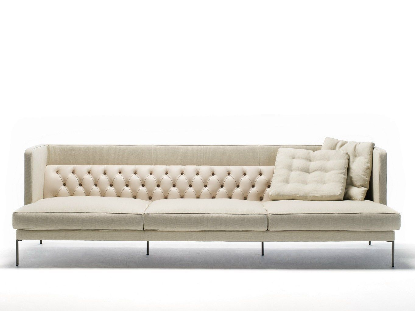 Tufted Sofa Lipp Collection By Living Divani