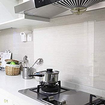 Kitchen Backsplash Wallpaper Stickers, Kitchen