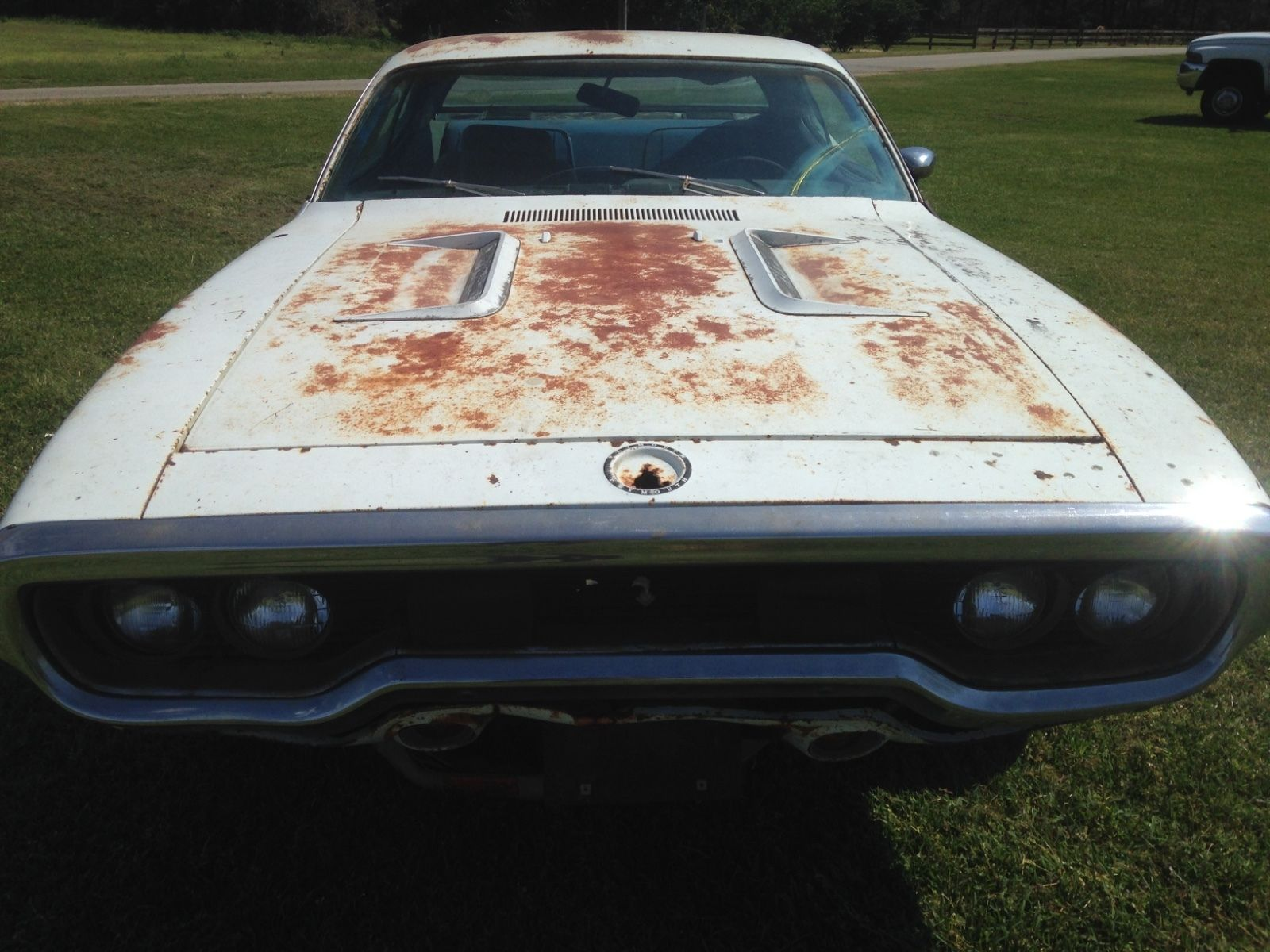 Solid MOPAR 1971 Plymouth Road Runner project car | Project cars ...