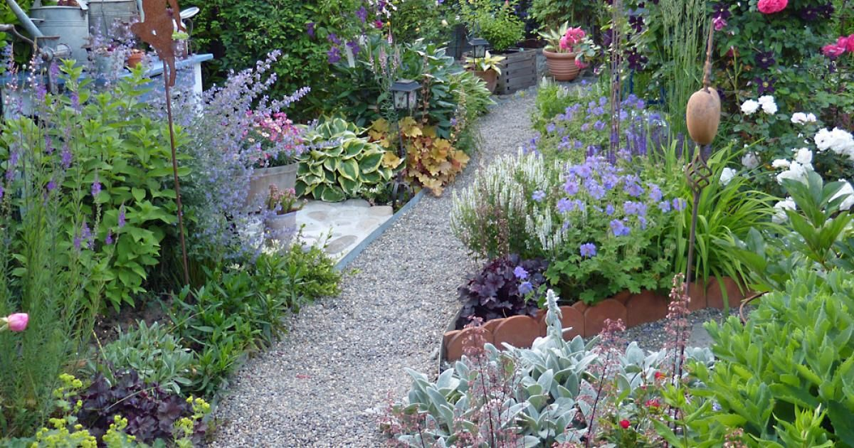 Kleines 1x1 der Gartengestaltung