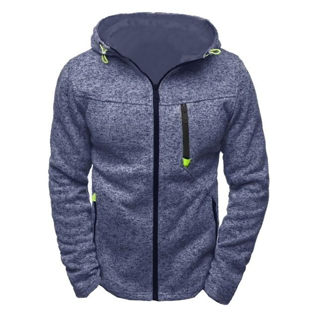 bcf3b78f168 Laamei New Brand Sweatshirt Men Hoodies Winter Solid Hoodies Sweatshirts