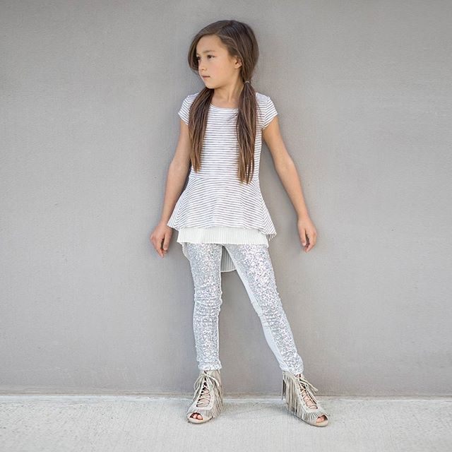c2a91b1cab2 JOYFOLIE | kids fashion | Tops, High low top, Kids fashion