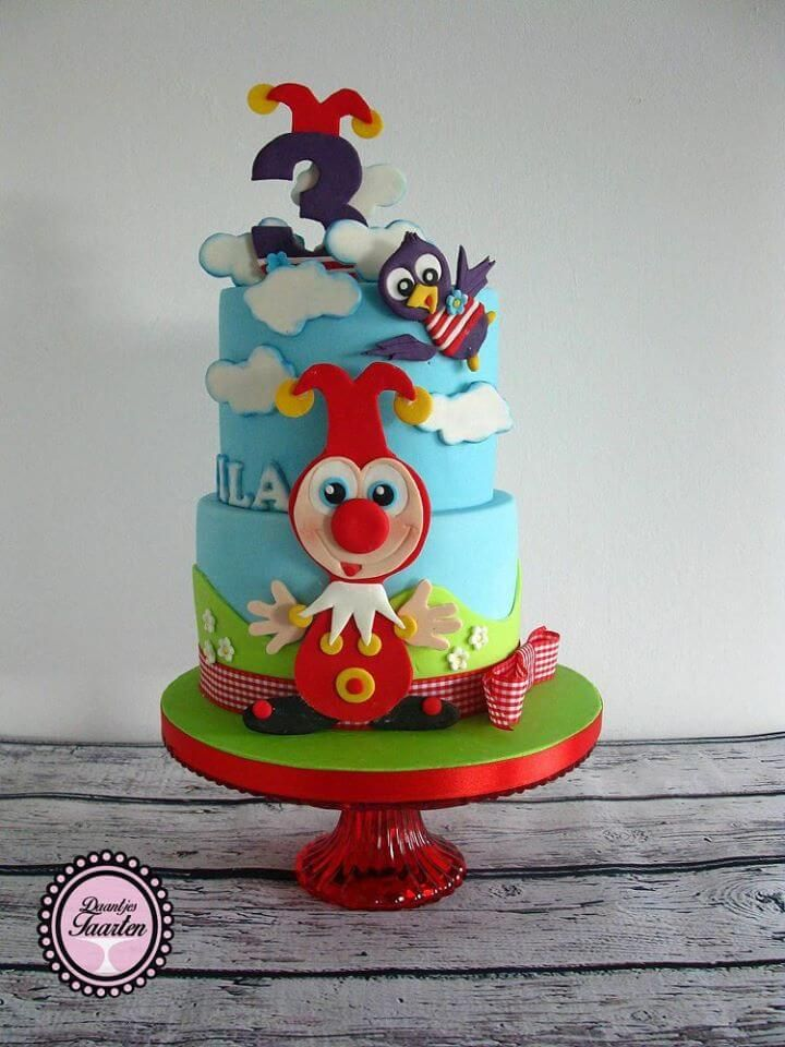 kindertaart Kindertaart,Pardoes | Adorable cake designs | Pinterest | Jets  kindertaart
