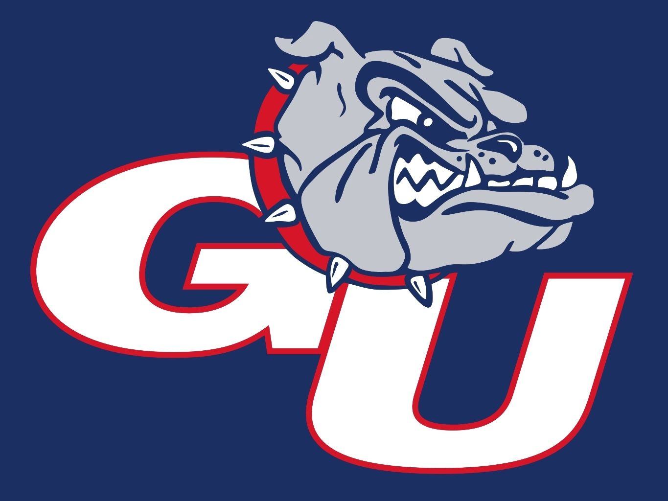 Image result for gonzaga bulldogs logo