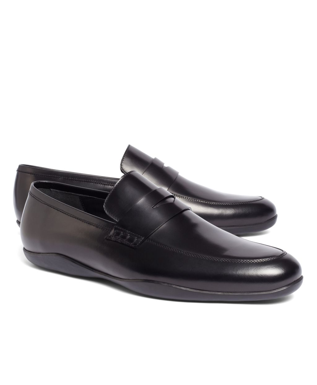 b275962a4db Harrys of London Downing Gloss Loafers