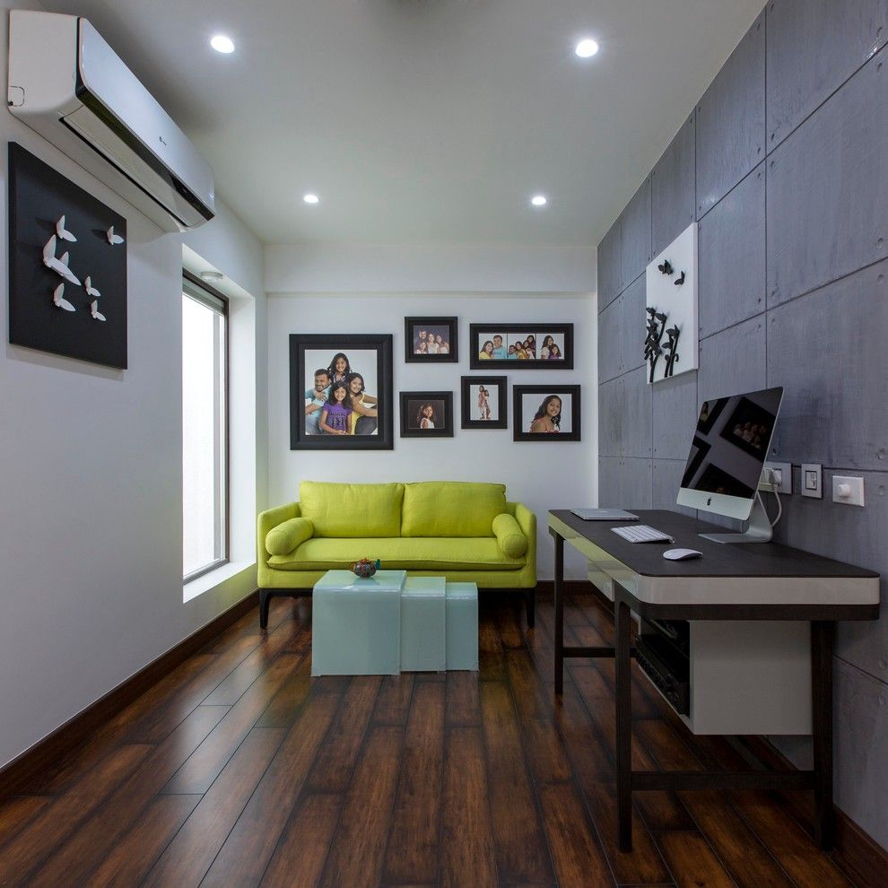 Home Design Ideas Bangalore: Modern Apartment Design Bangalore, India (Dengan Gambar
