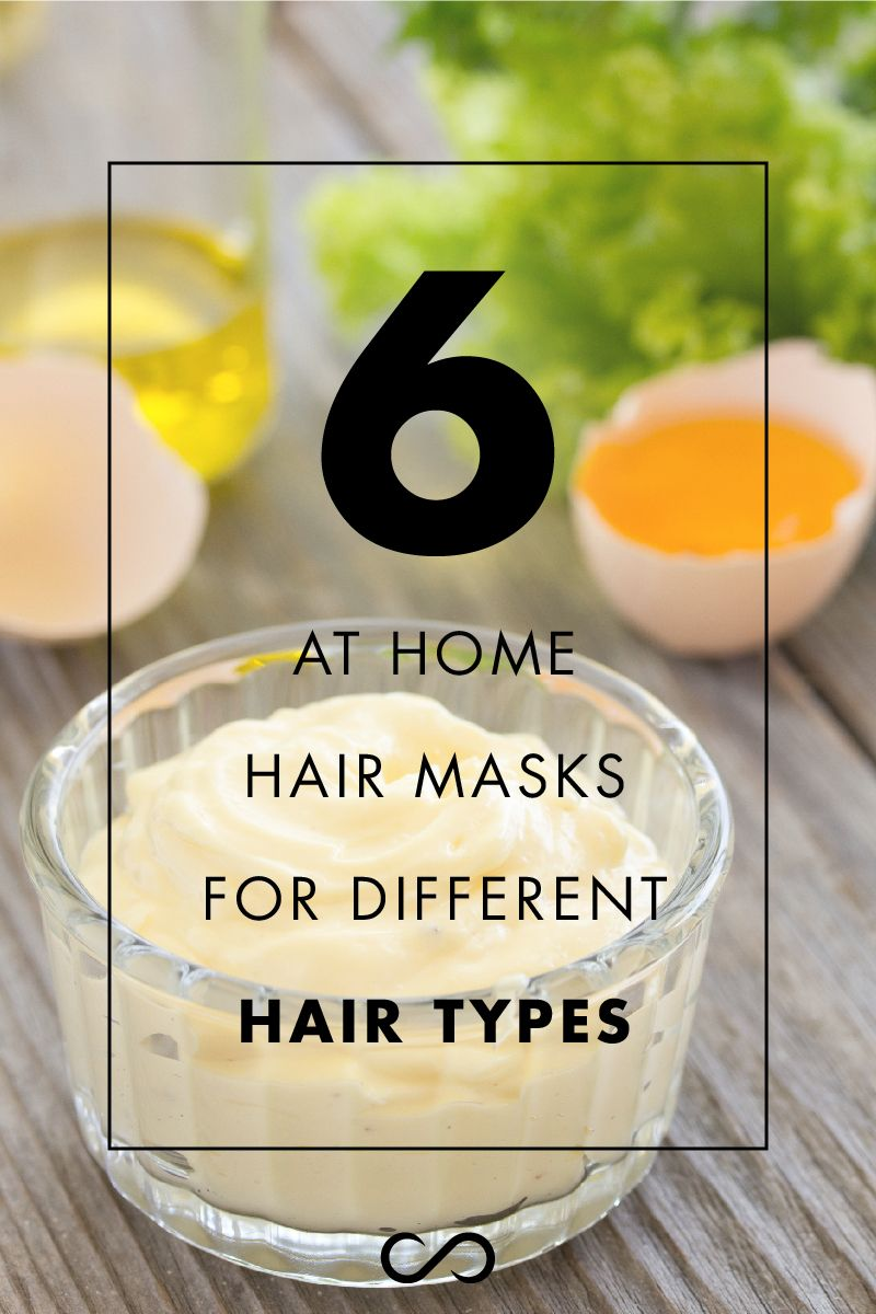 6 DIY Hair Mask Recipes for Every Hair Type