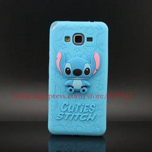 New Stitch Silicone Soft Case For Samsung Galaxy Grand Prime G530 ...