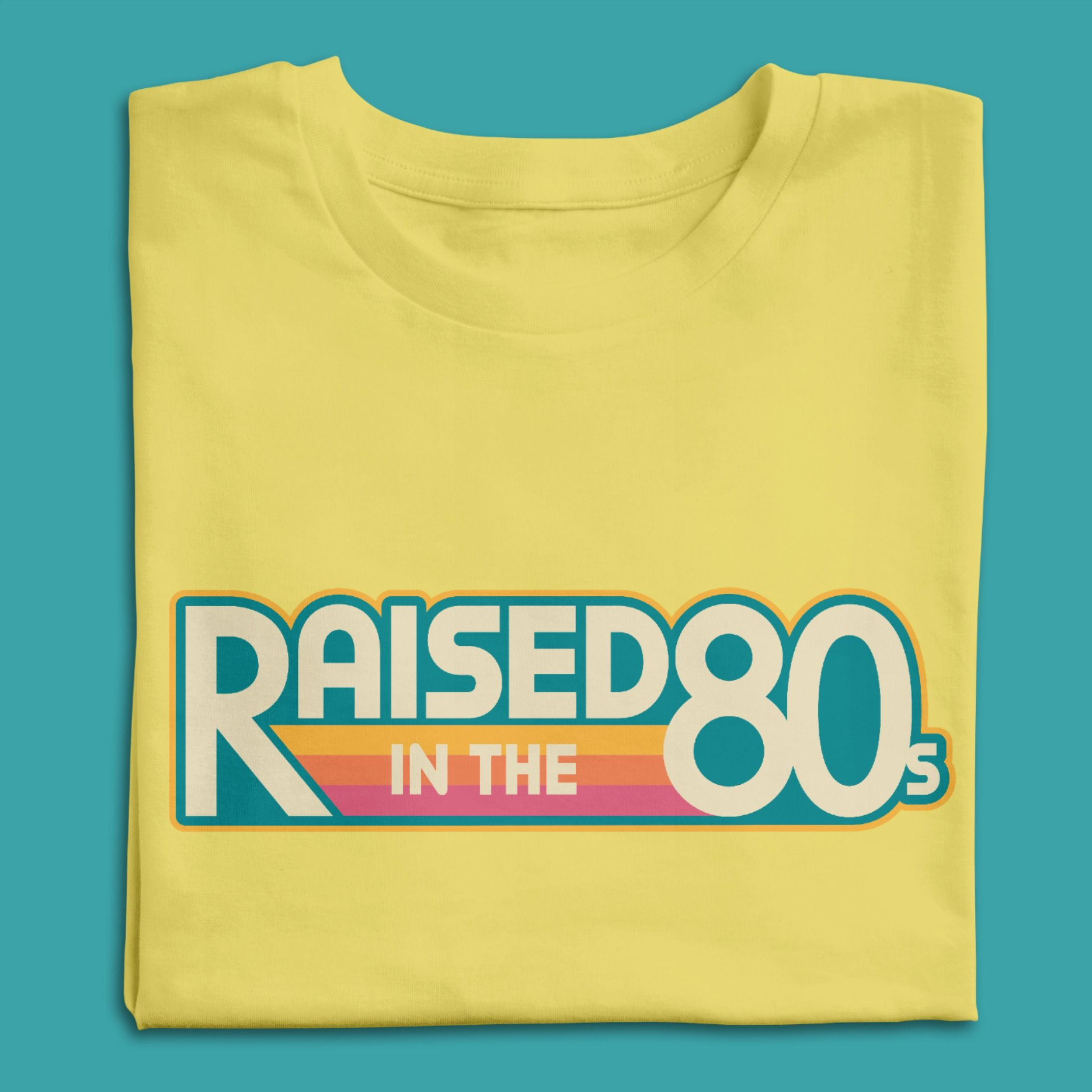 Raised in the 80s Tee - Classic 80s Retro T-Shirt Collection -   14 holiday Logo trees ideas