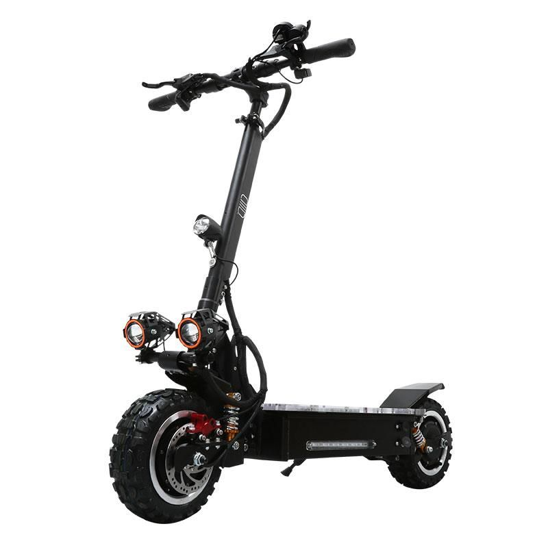 All Terrain Dualdrive Electric Scooter | Glamping & Camp