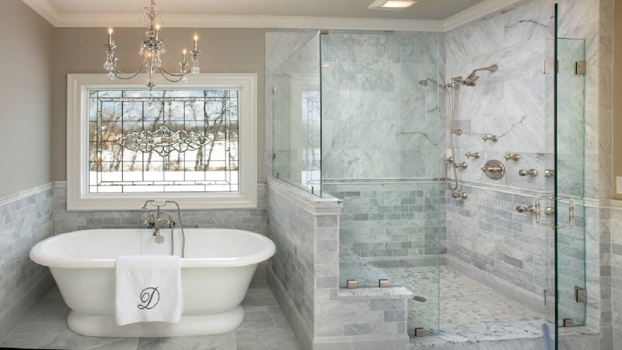 Found On Bing From Www Youtube Com Timeless Bathroom Bathroom Remodel Master Bathrooms Remodel