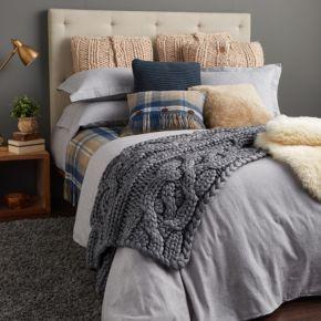 image result for ugg bedding modern