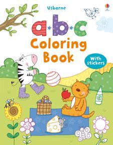 5 99 A B C Coloring Book For Age 3 And Up Coloring Books Abc Coloring Coloring Book Quotes