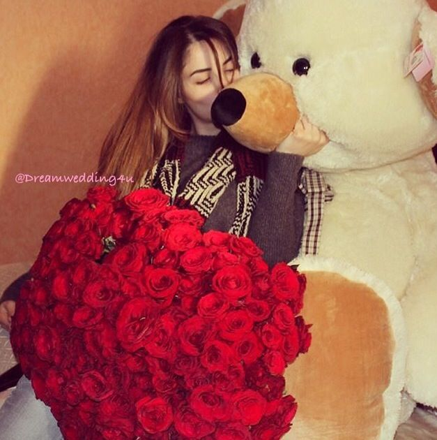 Perfect valentines gift & Perfect valentines gift | gift ideas | Teddy girl Pinterest ...