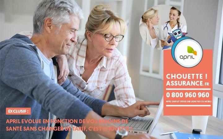 0d27988b1dcae Devis April Mutuelle   tous les codes PROMO sont chez Chouette assurance