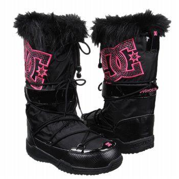 More DC Shoes Women's Snow Boots | Shoes shoes shoes | Pinterest ...