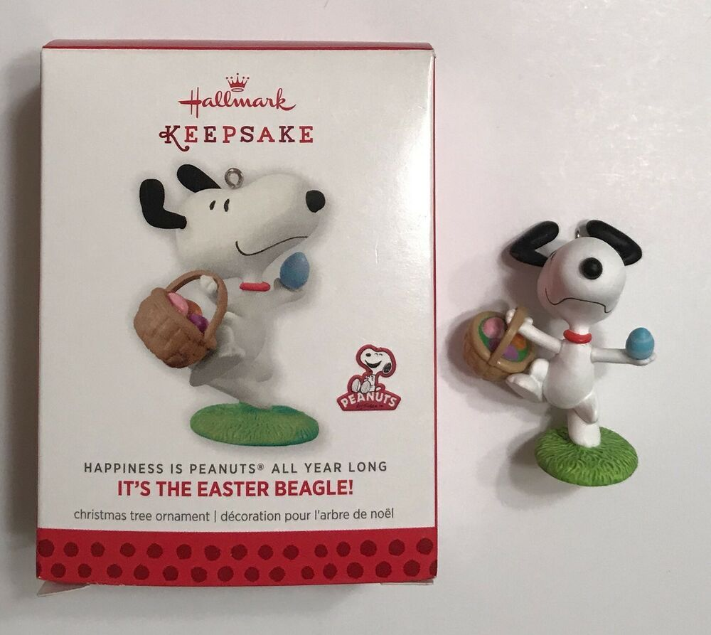 Details About Hallmark Happiness Is Peanuts All Year Long