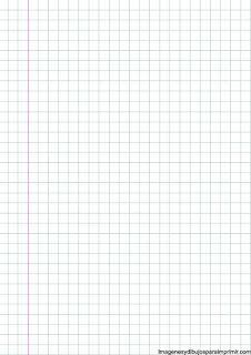 Hojas cuadriculadas para imprimir | cuadricula | Pinterest | Graph ...