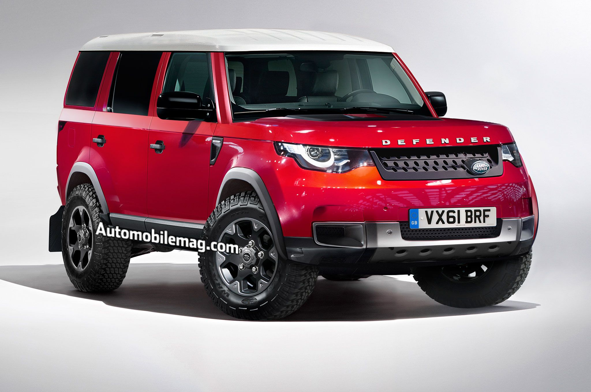 A replacement Land Rover Defender, codenamed L663, will