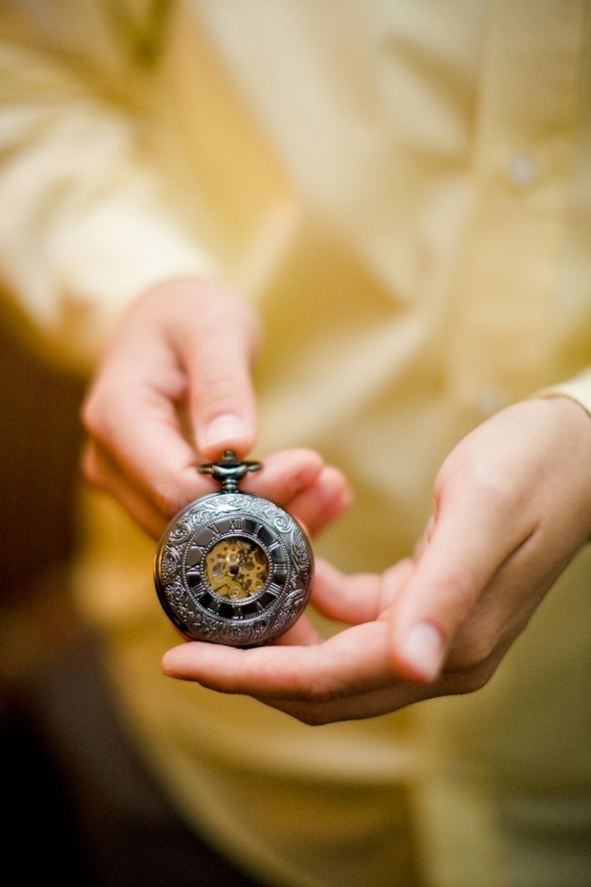 gorgeous pocket watch! Lesbian wedding, Angie Wilson Photography