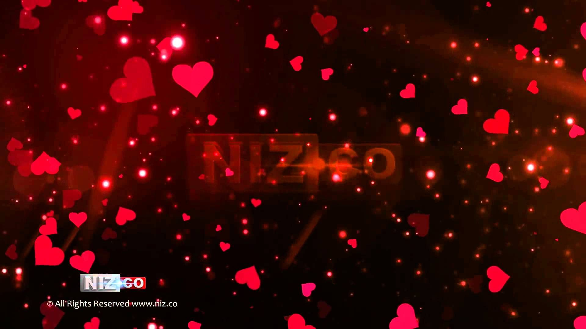 Flying Hearts Royalty Free Background Loop Hd 1080p Light Background Images Photoshop Backgrounds Free Free Video Background