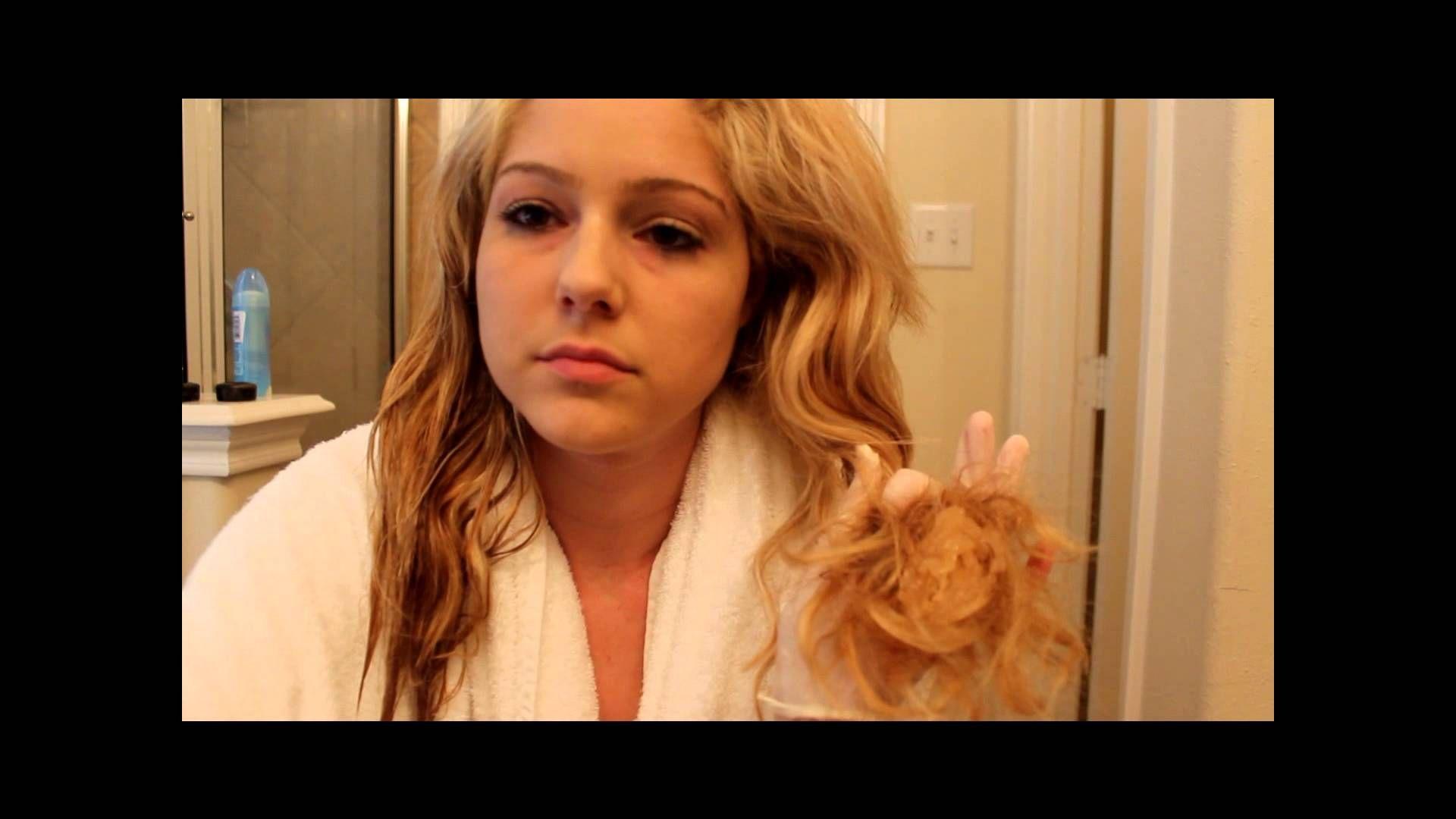 How To Tone Blonde Brassy Orange Yellow Hair Wella T10 Toner